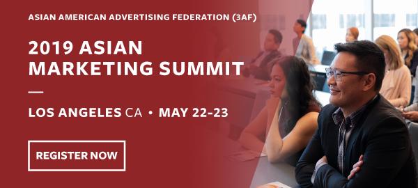 3AF 2019 Asian Marketing Summit | Los Angeles, CA | May 22-23